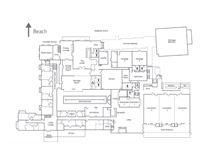 Wedding Floor Plan - Mantra Lorne